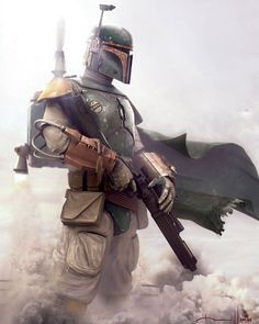 """2,531 Likes, 14 Comments - Star Wars Lore (@starwars_lore) on Instagram: """"Do you want to see a Boba Fett spin-off movie?  Tag a friend in the comments below and let me know…"""""""