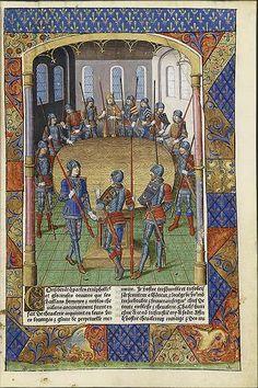 Lancelot du Lac, La Quête du Saint Graal, La Mort le Roi Arthur.