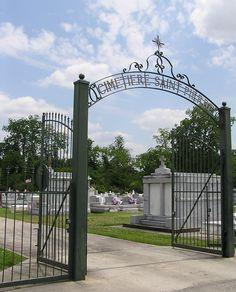 St. Pierre Cemetery