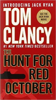 Amazon.com: The Hunt for Red October (A Jack Ryan Novel) (9780425240335): Tom Clancy: Books