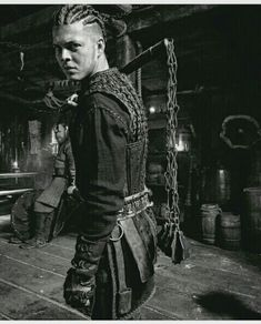 Ivar #AlexHogh #vikings