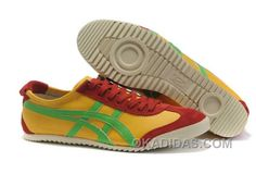 http://www.okadidas.com/onitsuka-tiger-mexico-66-mens-yellow-green-red-cheap-to-buy.html ONITSUKA TIGER MEXICO 66 MENS YELLOW GREEN RED CHEAP TO BUY Only $74.00 , Free Shipping!