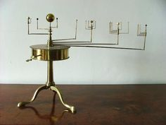 Orrery by Gilkerson and Co.