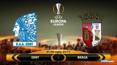 Nhận định Gent vs Braga