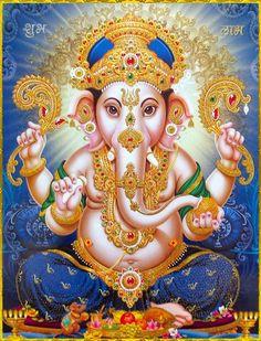 Ganesha - Removedor de obstáculos #Sabedoria