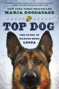 Top Dog was released in paperback on September 1st 2015 and we received some exciting news today (1/28/2016)....  Top Dog is #2 on the New York Times best selling list!! Lucca has an amazing story and our mission with Top Dog was to bring awareness to the service and sacrifice of our Military Working Dogs. Maria did a great writing Top Dog and really capturing the life of a MWD team. #LuccaBear #TopDog #MWD #K9LEADSTHEWAY