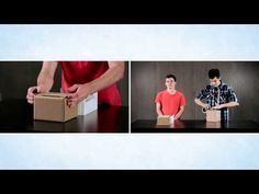 Obsesión humana: simplificar el packaging: The Rapid Packing Container