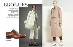 Winter-worthy trends–for slush-free streets only. Best Pre Fall Accessories Trends 2014