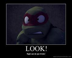 TMNT Poster - Look! by ~Theanimekitty89 on deviantART