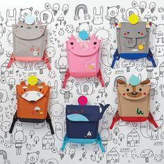 mochilas para niños pequeños