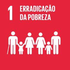 1 ERRADICAÇÃO DA POBREZA Acabar com a pobreza em todas as suas formas, em todos os lugares