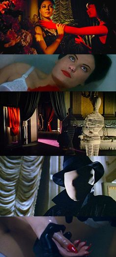 Fashion and fear go quite well together. Here's a look at some classic horror films that are chic with a shriek.