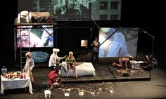 Dutch theatre company Wunderbaum test the audiences' limits in this layered piece that asks who should pay for public art | Edinburgh festival 2014 review http://www.theguardian.com/stage/2014/aug/15/edinburgh-festival-2014-review-looking-for-paul Total Theatre Award http://www.theaterkrant.nl/nieuws/total-theatre-award-voor-wunderbaum/?utm_source=rss&utm_medium=rss&utm_campaign=total-theatre-award-voor-wunderbaum