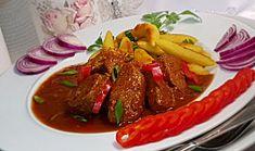 Falešný guláš z pomalého hrnce Beef, Food, Meat, Essen, Meals, Yemek, Eten, Steak