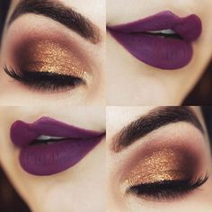 Make bronze e #batomdemetria  www.youtube.com/pausaparafeminices