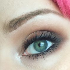 Soft and refined smoky eye by hannahelv on the #Sephora Beauty Board