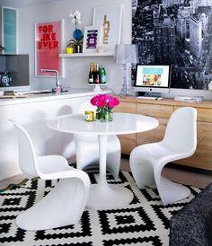 HappyModern.RU | Дизайн двухкомнатной квартиры: лучшие реализации перепланировки и особенности зонирования | http://happymodern.ru