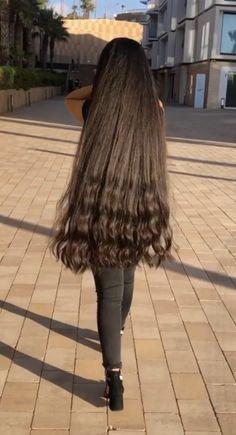 Long Black Hair, Very Long Hair, Beautiful Long Hair, Simply Beautiful, Thick Hair, Pretty Hairstyles, Sexy Women, Knowledge, Wallpapers