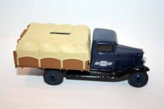 ERTL 1930 CHEVY BARRELL TRUCK 1/43 SCALE