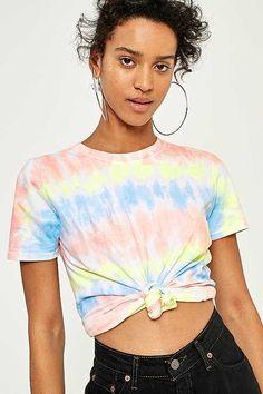 BDG Summer Tie Dye T-Shirt