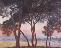 Plage de Juan les pins,?, Monet (3000 × 2360) HD ++