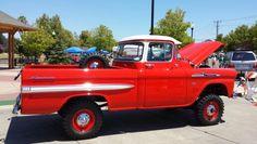 1958 Chevy Napco 4x4