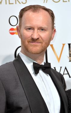 Mark Gatiss Photos: The Olivier Awards - Winners Room
