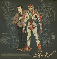 Daniel Krall - Iron Man
