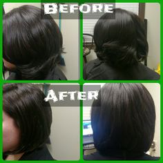 Ask about the Brazilian Blowout