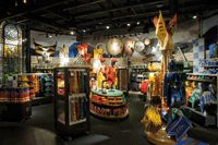 Project: Harry Potter Shop, designed in collaboration with Lumsden