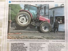 Local News, Tractors, Shed, Water, Gripe Water, Barns, Sheds