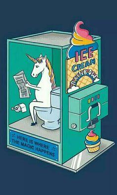 rainbow, unicorn
