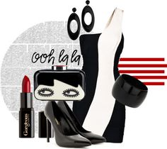 """""""Ooh."""" by respevensie ❤ liked on Polyvore"""