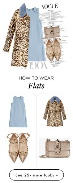 """""""Untitled #327"""" by alekshine on Polyvore featuring Valentino"""