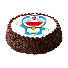 Surprise Gifts To Hyderabad 24x7 Doraemon Cake Online Delivery