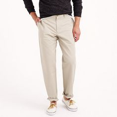 J.Crew - Essential chino in relaxed fit