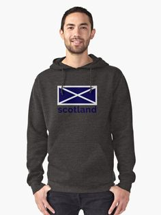Design Day 55 - Scotland - February 24, 2018 Pullover Hoodie