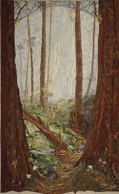 Walk with Me #landscape #tree #art