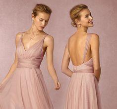 Convertible Bridesmaid Dress | Zaria Dress | BHLDN