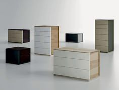 "ARLEX home collection 2012 presenta ""Tony"" sistema de contenedores - diseño Federico Churba"