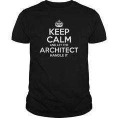 I Love Architect T shirts