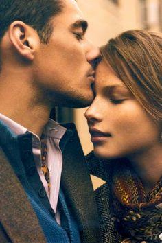 """marisel@reflexiones.com: """"Un beso en la frente no es para cualquier persona..."""