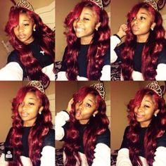 Her hair is always cute ❤️Pinterest: Jayde S.