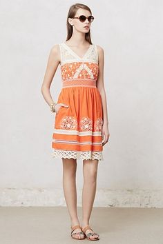 orange lace short party dresses