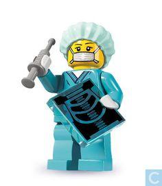 Speelgoed - Lego - Surgeon