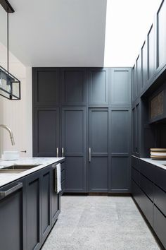 Kitchen: the Fairlight house by Decus Interiors, winner of House and Gardens' Room of the Year 2015.