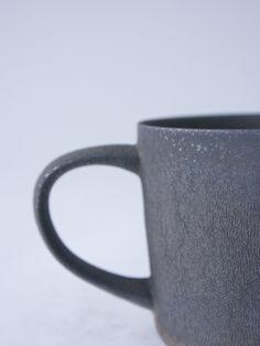 Black MugCup S - RYOTA AOKI POTTERY