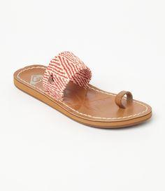 roxy flip flop.