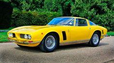 Iso Grifo, un auténtico muscle car italiano poco más que mitología de la automoción con una breve vida