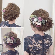 いいね!666件、コメント6件 ― Misa Niinobe l 新延 美紗さん(@misaco_1130)のInstagramアカウント: 「* ********************* flowers head dress ********************* * *…」